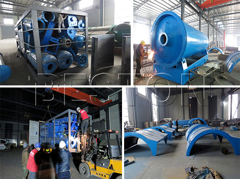 Speak With Manufacturers of Waste Plastic Pyrolysis Plants